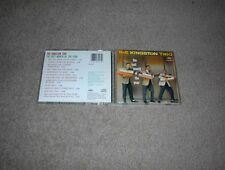 THE KINGSTON TRIO CD The Last Month of the Year CHRISTMAS 1989, Capitol ORIGINAL