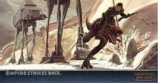 Star Wars Empire Strikes Back Widevision Chase/Insert Finest Chrome C3
