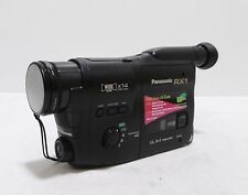 Panasonic Nv RX1 Vintage Retro Coleccionable VHS-C Videocámara Video Cámara no VRS