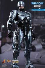 HOT TOYS 1/6 ROBOCOP MMS202D04 DIECAST WITH SOUND EFFECT MASTERPIECE FIGURE UK