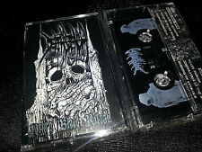 DEATHSTENCH Nekro Blood Ritual CASSETTE black industrial abruptum khanate venowl
