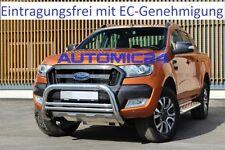 Frontbügel Bullenfänger Frontschutzbügel Rammschutz Ford Ranger Zulassung