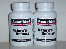 NATURE'S DEFENSE ANTIOXIDANT BLEND FREE RADICAL DEFENSE IMMUNITY 240 CAPSULES