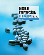 Medical Pharmacology at a Glance by Michael J. Neal (Paperback, 2009)