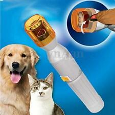 Electric Pet Dog Cat Claw Toe Nail Care Grinder Clipper Trimmer Groomer Scissors