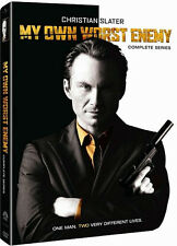 My Own Worst Enemy Complete Series Christian Slater DVD
