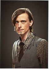 MACKENZIE CROOK - Signed 12x8 Photograph - THE OFFICE