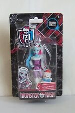 Monster High Scary Cute Holiday Figures Abbey Bominable NEW IN BOX