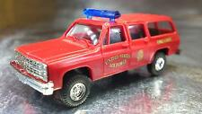 ** Trident 90111 United States Air Force Fire Chief Vehicle  HO 1:87 Scale