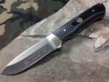 """Puma SGB Mule Deer Hunter Knife 7 1/2"""" Micarta German Steel Full Tang 6810040M"""