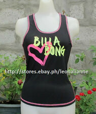 75% OFF! AUTH BILLABONG WOMEN'S RASHGUARD MUSCLE TANK SMALL BNEW US$ 29+