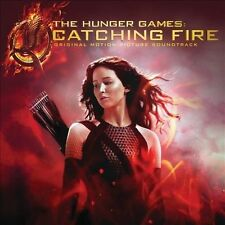 THE HUNGER GAMES CATCHING FIRE SOUNDTRACK CD OST 2013 COLDPLAY WEEKND GOULDING