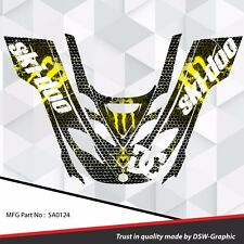 99-03 SKI DOO SNOWMOBILE ZX SK SLED  WRAP GRAPHICS KIT DECAL STICKERS SA0124