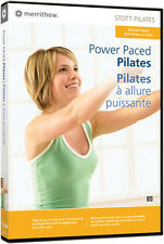Stott Pilates: Power Paced Pilates (2007, REGION 1 DVD New)