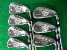 New Callaway Big Bertha iron set 4-PW Speedstep Regular flex steel irons