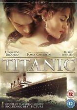 *ATHELIERCORTEZ* TITANIC 2 DISCHI COFANETTO EDIZIONE DELUXE DVD SCONT-50%