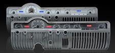 1950-51 Mercury VHX Instruments (Black Alloy Blue)