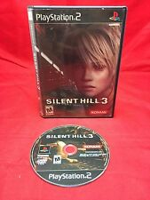 Silent Hill 3 For Playstation 2 PS2 NTSC Game & Box *FREE SHIPPING*