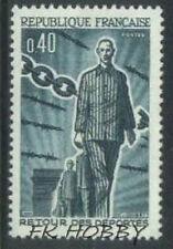 France 1965 Mi 1506 ** Concentration Camp POW Camp de Concentration