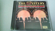 "GREGORIAN CHANT FROM SAPIN ""THE MYSTERY OF SANTO DOMINGO DE SILOS"" CD 22 TRACKS"