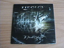 EIDOLON - PARALLEL OTHERWORLD (RARE FULL PROMO CD ALBUM)