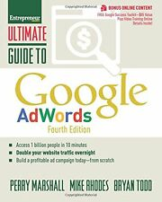 Ultimate Guide to Google AdWords:by Perry Marshall (Paperback)