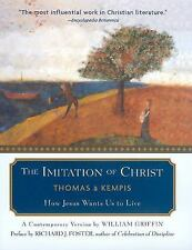 The Imitation of Christ: How Jesus Wants us to Live-ExLibrary