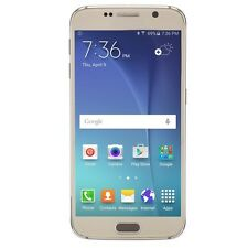 Samsung Galaxy S6 Smartphone - 32GB Gold for T-Mobile Only - 4G LTE Android B