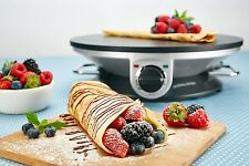 Electric Crepe Maker Pancake Omelet Machine Professional Non Stick Breakfast Pan