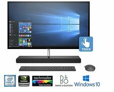 "HP ENVY 27"" All-In-One Desktop - QHD Touch/i7-6700T/16GB DDR4/256SSD/Nvidia GTX"