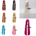 Fashion Straight Long 100cm Women Synthetic Lolita Cosplay Hair Wig 21 Colours