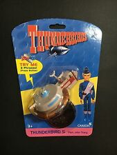 THUNDERBIRDS - THUNDERBIRD 5 TALKING TOY *MINT IN PACK*