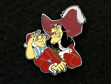 Disney Trading Pin - Captain Hook and Mr. Smee from Peter Pan Villians - 78571