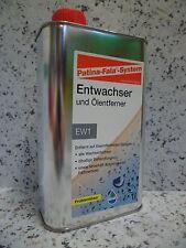 Patina Fala EW1 Entwachser und Ölentferner 1 L Wachsentferner Naturstein Cotto #