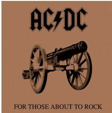 AC/DC - For Those About To Rock 180g vinyl LP NEW/SEALED ACDC AC DC