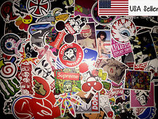 150 Stickers Skateboard Vintage Vinyl Laptop Luggage Car Decals Dope Mix Lot !