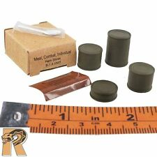 Vietnam Army C Ration - Combat Meal Set #4 - 1/6 Scale - Ace Action Figures