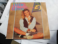 SINGLE DEBBIE GIBSON - ELECTRIC YOUTH - ATLANTIC EUROPE 1989 VG+