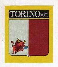 Stickers adesivo pubblicitario vintage - TORINO GIALLO