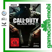 Call of Duty Black Ops [PC Game] CD Key - COD 7 Key Steam Download Code