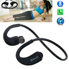Sweat Proof Bluetooth Headset Earbuds for Samsung Galaxy S7 S6 S5 Note 5 4 3 LG