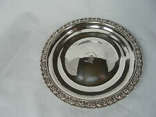 WINE FUNNEL STAND ANTIQUE SCOTTISH STERLING SILVER EDINBURGH 1839