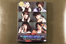 Japanese Drama The Snow White Murder Case DVD English Subtitle