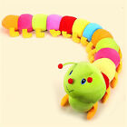 Popular New Colorful Inchworm Soft Lovely Developmental Child Baby Toy Doll Toy