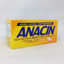 Anacin Pain Relief Coated Tablets, 100ct 363736200459T680