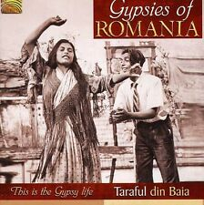Gypsies Of Romania-This Is The Gypsy Life - Taraful Din Baia (2011, CD NEU)