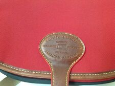 Tommy Hilfiger authentic red purse small zipper inside pocket, outside pocket