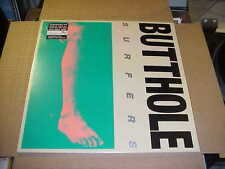 LP:  BUTTHOLE SURFERS - Rembrandt Pussyhorse SEALED NEW REISSUE + download