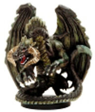 D&D miniature Black Dragon 44/60 R Dragoneye