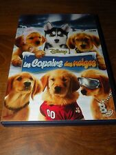 DVD  LES COPAINS DES NEIGES  disney  langue française